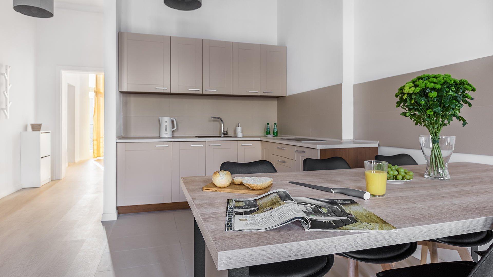 Luxusappartements Im Zentrum Von Stettin Begeistern Aparthotel